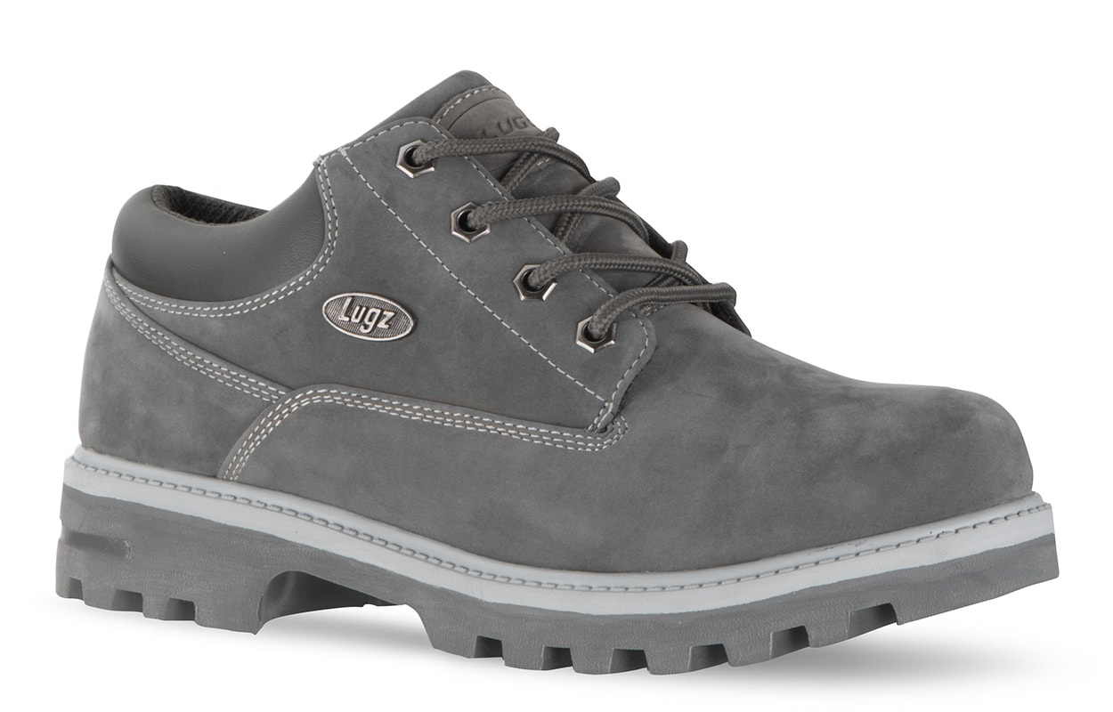 Men's Empire Lo Water Resistant Oxford Boot (Charcoal/Grey)