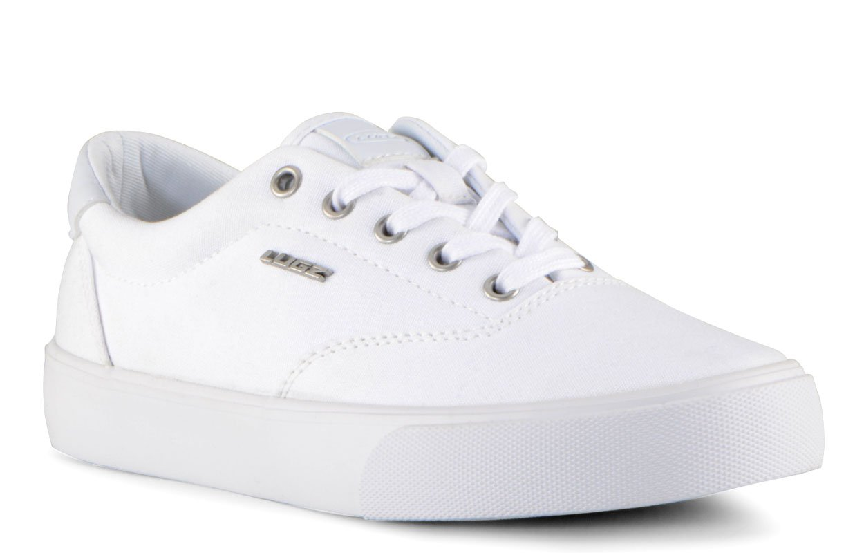 Women's Flip Oxford Sneaker (Choose Your Color: WHITE, Choose Your Size: 6.0)