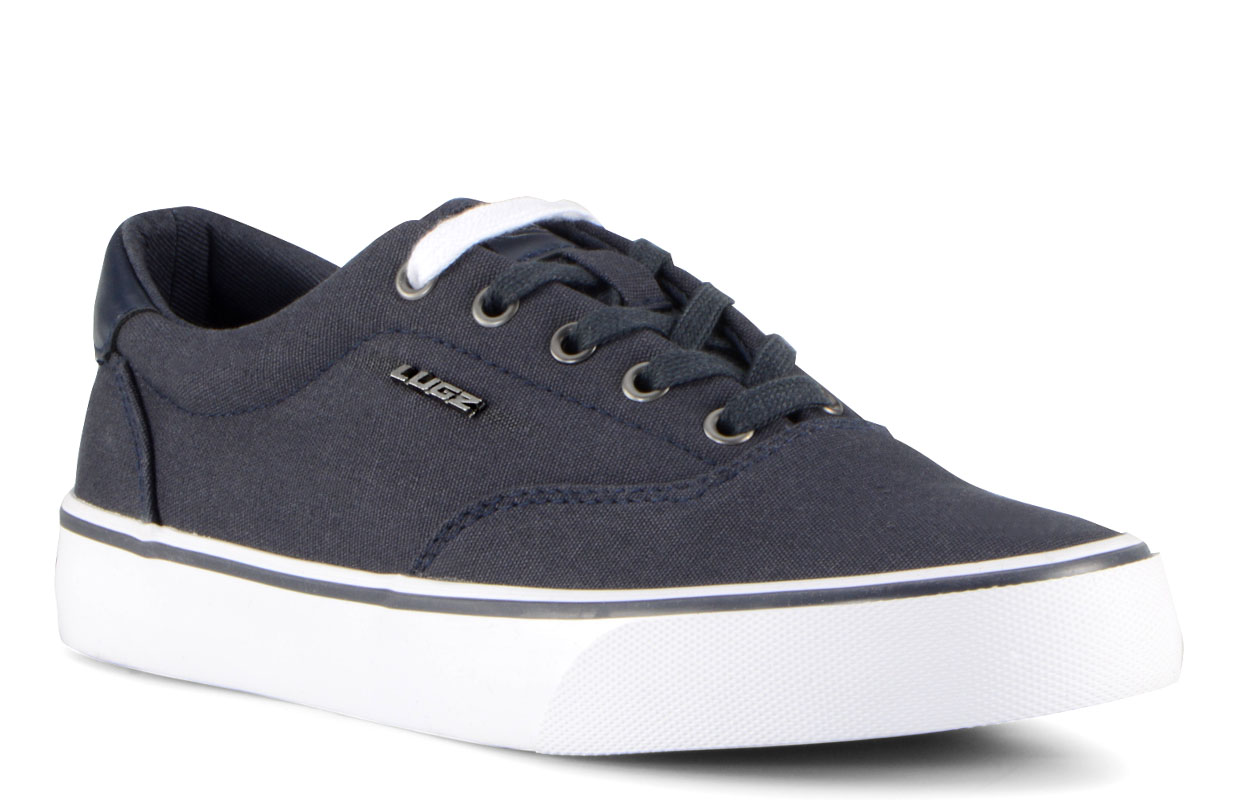 Women's Flip Oxford Sneaker (Choose Your Color: NAVY/WHITE, Choose Your Size: 10.0)